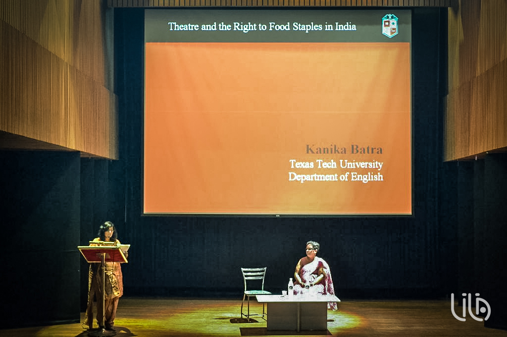 Kanika batra theatre and the right to food staples in for Arjun appadurai how to make a national cuisine
